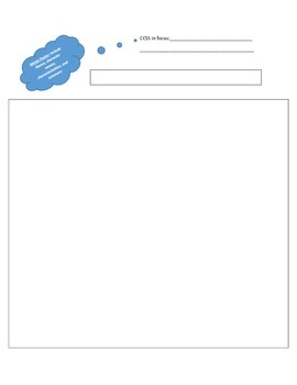 Interactive Notebook Reading Starter Activities Set #1 CCSS