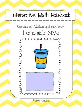 Interactive Notebook-Regrouping