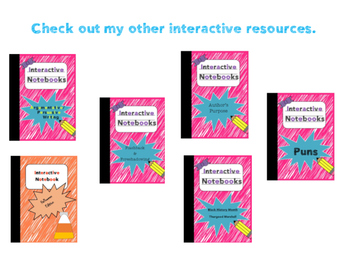 Interactive Notebook Rubric and Grading Sheet
