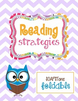 Interactive Notebook: SOAPSTone Foldable Activities
