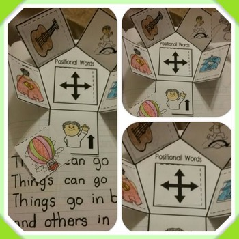 Interactive Notebook Science-Positional Words (English only)