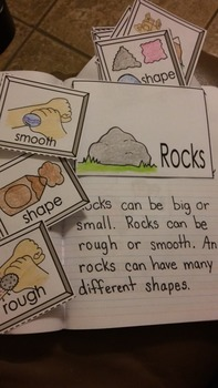 Interactive Notebook Science-Rocks (English only)