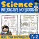 Interactive Notebook: Science and Social Studies Bundle {K-2}