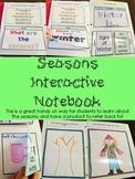 Interactive Notebook: Seasons