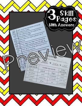 Interactive Notebook - Sequence