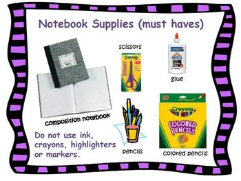 Interactive Notebook Set-Up Guide