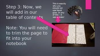 Interactive Notebook Set Up Tutorial