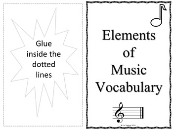 MUSIC ACTIVITIES: Interactive Notebook Sheets for Music Listening Lessons