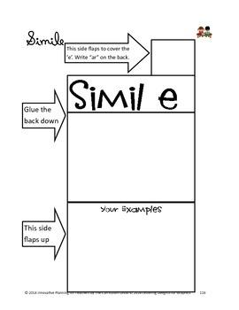 Simile  Lesson Grades 2-5