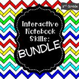 Interactive Notebook | Comprehension Skills | BUNDLE