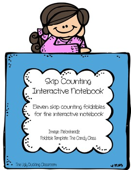 Interactive Notebook: Skip Counting Foldables
