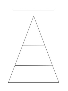 Interactive Notebook Social Class Pyramid