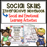 Social Skills Interactive Student Notebook