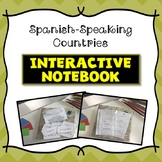 Interactive Notebook-Spanish Spanish Countries-Países Hisp