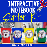 Interactive Notebook Starter Kit FREEBIE!