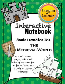Interactive Notebook Starter Kit for Medieval World History