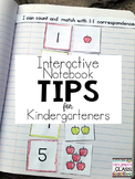Interactive Notebook TIPS for Primary Teachers