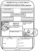 Interactive Notebook Tabs Early U.S. History