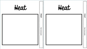 Interactive Notebook Tabs GA Science