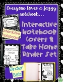 Interactive Notebooks & Take Home Binder Covers