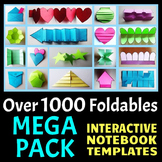 Interactive Notebook Templates (1000+ Editable Templates -