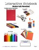 Interactive Notebook Templates and Foldables