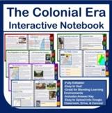 Interactive Notebook! The Colonial Era