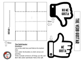 Interactive Notebook: The Verb Gustar