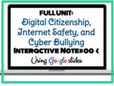 Internet Safety, Cyberbullying, Digital Citizenship Intera
