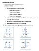 6th Grade Math Interactive Notebook: Unit 4 Equations and Inequalities