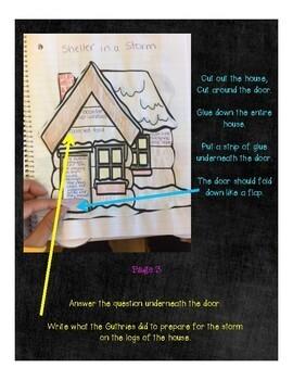 Interactive Notebook WONDERS McGraw Hill UNIT 1 WEEK 2