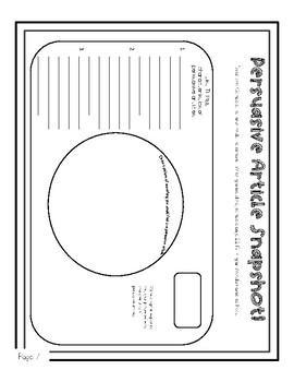 WONDERS McGraw Hill UNIT 5 WEEK 5 Interactive Notebook