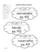 WONDERS McGraw Hill UNIT 6 WEEK 1 Interactive Notebook