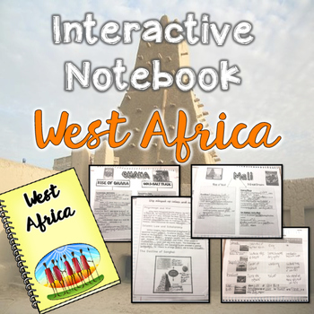 Interactive Notebook-West Africa