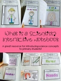 Interactive Notebook: What is a Scientist?