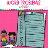 Interactive Notebook-Winter Word Problems