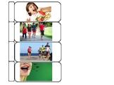 Interactive Notebook/Word Wall Basic Vocabulary Spanish