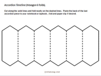 Interactive Notebook and Lapbook Templates