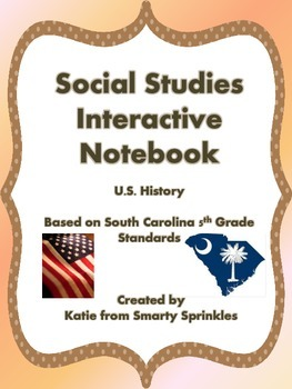 Interactive Notebook for 5th Grade Social Studies