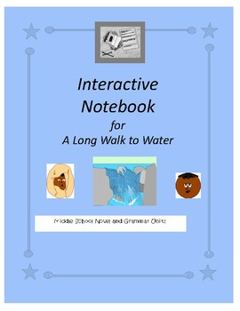 Interactive Notebook for A Long Walk to Water