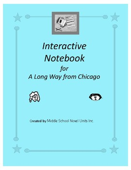Interactive Notebook for A Long Way from Chicago