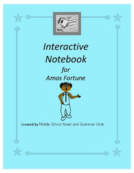 Interactive Notebook for Amos Fortune
