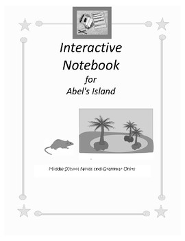 Interactive Notebook for Abel's Island