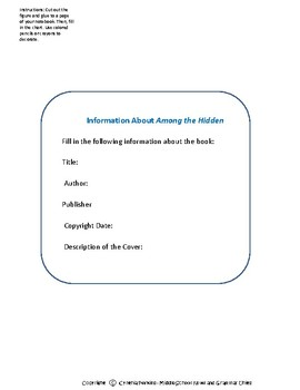 Interactive Notebook for Among the Hidden