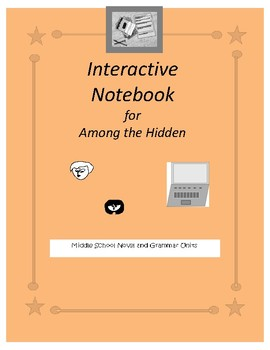 Interactive Notebook for Among the Hidden