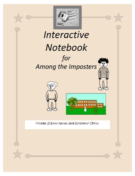 Interactive Notebook for Among the Imposters
