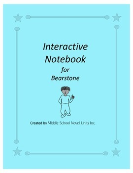 Interactive Notebook for Bearstone