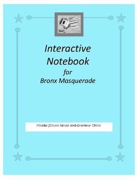 Interactive Notebook for Bronx Masquerade
