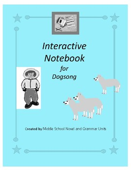 Interactive Notebook for Dogsong