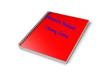 Interactive Notebook for Figurative Language - BUNDLED